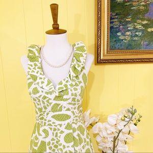 Just Taylor A-like mint green dress